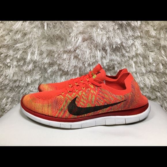 premium selection c27ce bb145 Nike Free 4.0 Flyknit Men s Running shoes Size 13.  M 5b7f7ae204ef5011033886eb